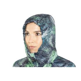 Meru Clyde - Veste Femme - gris/turquoise